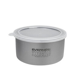 EVERNEW エバニュー Ti Storage pot 560 ECA613アウトドアギア 単品クッカーチタン 単品クッカー バーべキュー クッキング用品 クッキング ベランピング おうちキャンプ