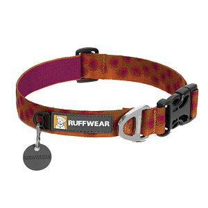 RUFFWEAR ラフウェア フーピーカラー/BRTR/M 36-51 1874417アウトドアギア リード・ハーネス 胴輪 リード ブラウン おうちキャンプ