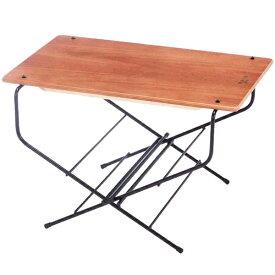HangOut(ハングアウト) ファイヤーサイドテーブル FRT-5031アウトドアギア フォールディングテーブル レジャーシート ベランピング おうちキャンプ