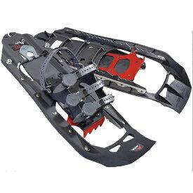 MSR エムエスアール MSR EVO アッセント/ストーングレー 40588アウトドアギア 登山 トレッキング スノーシュー グレー 男女兼用