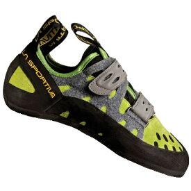 LA SPORTIVA ラ・スポルティバ 10C-タランチュラ/36 10Cアウトドアギア クライミング用 トレッキングシューズ トレッキング 靴 ブーツ イエロー ベランピング おうちキャンプ