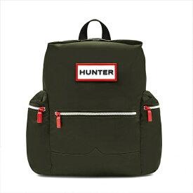 ★エントリーでポイント5倍!HUNTER(ハンター) オリジナル トップクリップバックパック ナイロン/ダークオリーブ UBB6017ACD