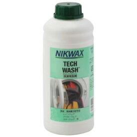 NIKWAX ニクワックス テックウォッシュ1L EBE183アウトドアウェア 洗剤 ウェアアクセサリー アウトドア 登山 トレッキング ベランピング おうちキャンプ