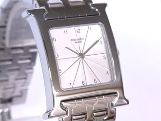 Hermes HERMES HH1.510 H watch off white character dial quartz