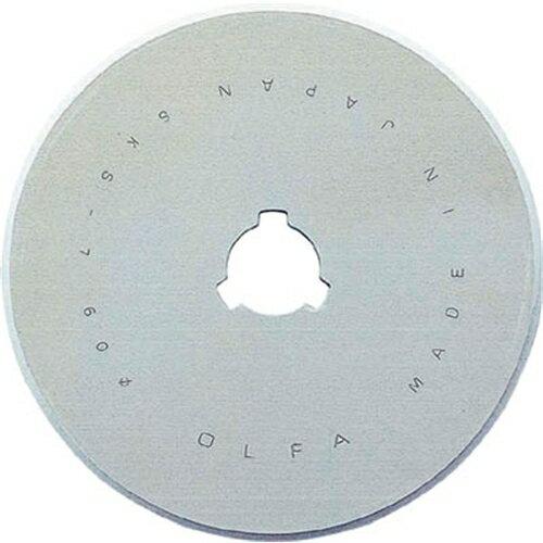 OLFA オルファ 円形刃60ミリ替刃 1枚入 ブリスター RB60