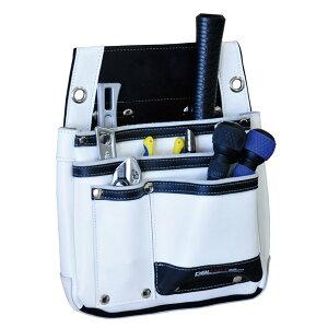 DBLTACT 本革釘袋 卓越モデル ホワイト DTL-07-WH