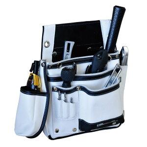 DBLTACT 本革釘袋 卓越モデル ホワイト DTL-11-WH