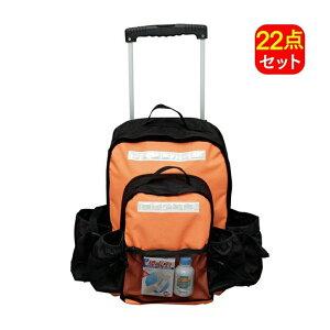 アイリスオーヤマ 避難リュックセット家族用22点 O-HR-22K