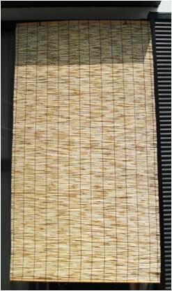 武田コーポレーション 天津すだれ 特大 簾 幅88cm×丈180cm (スダレ よしず)