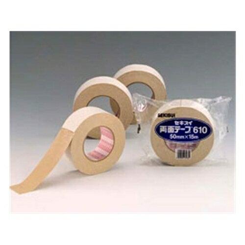 積水化学工業 セキスイ ダブルタックテープ No.610 50mm×15m