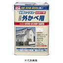 ニッペホームプロダクツ 水性シリコン外かべ用(タイルベージュ) 【16kg】