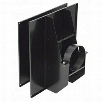 HONMA ホンマ製作所 黒 ステンレス 強化眼鏡板 φ200mm用 X0241