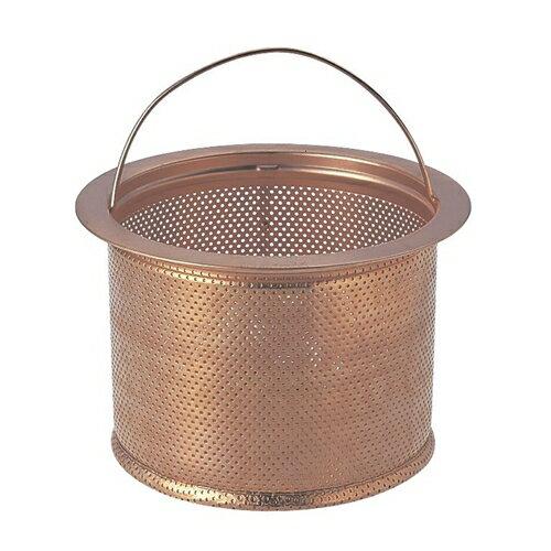 三栄水栓 SANEI 流し排水栓カゴ銅製《排水用品》(キッチン用) [PH6501AF-2-L]