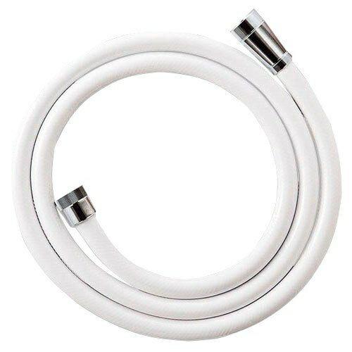 SANEI 三栄水栓 シャワーホース(バスルーム用) マットホワイト 1.6m PS30-86TXA-MW