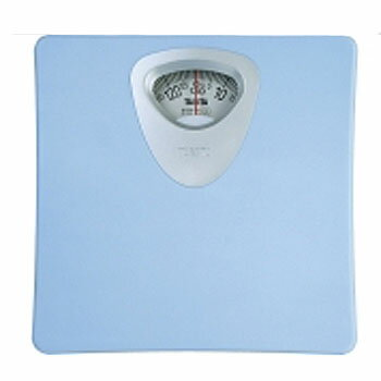 タニタ アナログヘルスメーター HA-851 BL(ブルー)体重計