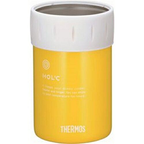 THERMOS サーモス 保冷缶ホルダー JCB-351-Y /イエロー