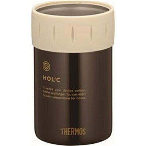 THERMOS サーモス 保冷缶ホルダー JCB-351-BW /ブラウン