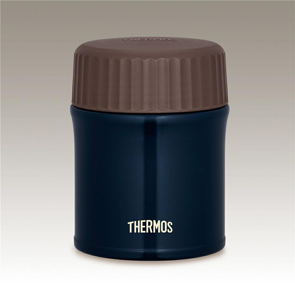 THERMOS サーモス 【保温・保冷】真空断熱フードコンテナー(380ml/0.38L ) [JBI-382/NVY-ネイビー]