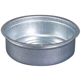 北陸土井工業 ヒシエス トタン タライ 60cm (金属 たらい) 60cm
