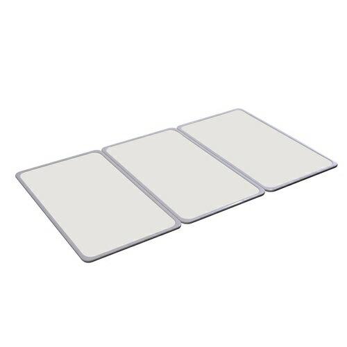 オーエ 組合せ風呂ふた 68×118cm(3枚組) 風呂蓋 お風呂 フタ 浴槽 おふろ 70×120 cm 対応 M-12