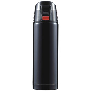 タフコ ワンタッチマグカップジール(500ml/0.5L) [ブラック]