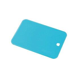 下村工業 キッチンアラモード ソフトまな板ミニ ブルー KSM-01B