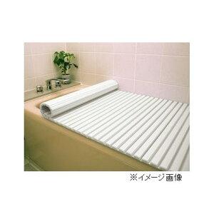 東プレ シャッター風呂ふた 【75×150cm用】 L15 WH(ホワイト)