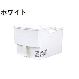 不動技研 吊り戸棚ボックス ワイド (ホワイト) [収納ボックス] F40001