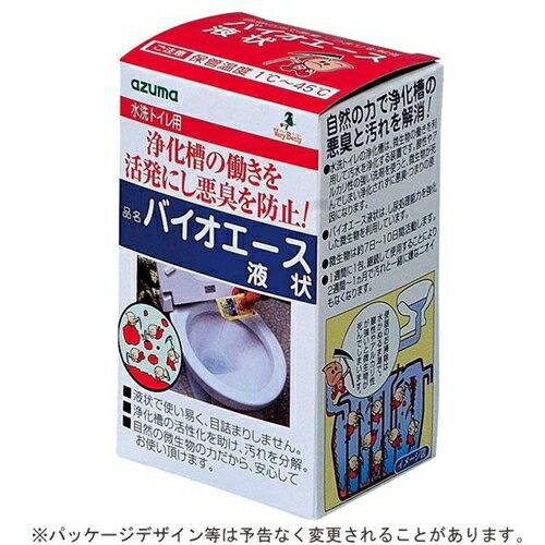 アズマ工業 バイオエース 液状 水洗トイレ用 50mlX5コ