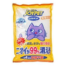 JOYPET シリカサンドクラッシュ(猫砂、ネコ砂) 4.6L【お一人様6点限り】