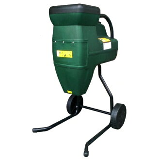 Inter-farm silent shredder pruning branch crusher LSG-2100 LSG2100 static sound gear method