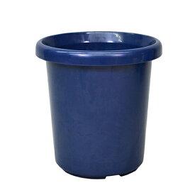 アップルウェアー 長鉢 F型 7号 ブルー