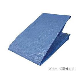 KS 軽量 薄手 普及型ブルーシート 3.6m×5.4m(2間×3間) 1枚 【K20】