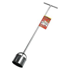 ガーデンヘルパー(GardenHelper) ステンレス ロングマルチ穴あけカッター 80mm HCL-80