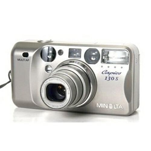 【訳あり品】【数量限定】ミノルタ カピオス130S (ズームコンパクトカメラ) 130S