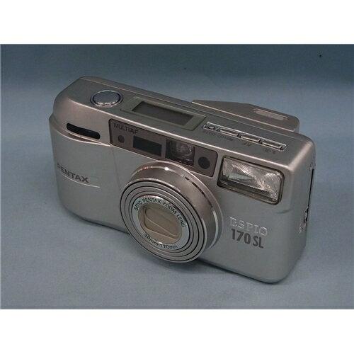 【訳あり品】【数量限定】ペンタックス エスピオ170SL (ズームコンパクトカメラ)