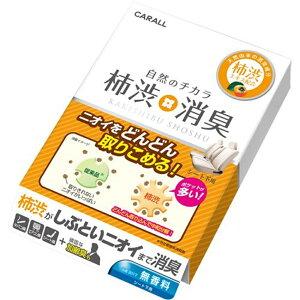 晴香堂(オカモト) 柿渋消臭 シート下(車用芳香剤) 【無香料】 3017