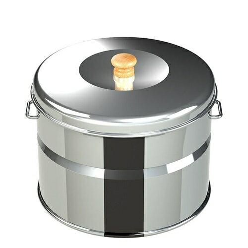 HONMA ホンマ製作所 キッチン スモークキュート(スモーカー・燻製・くん製) IH-240P ステンレス 12538PS