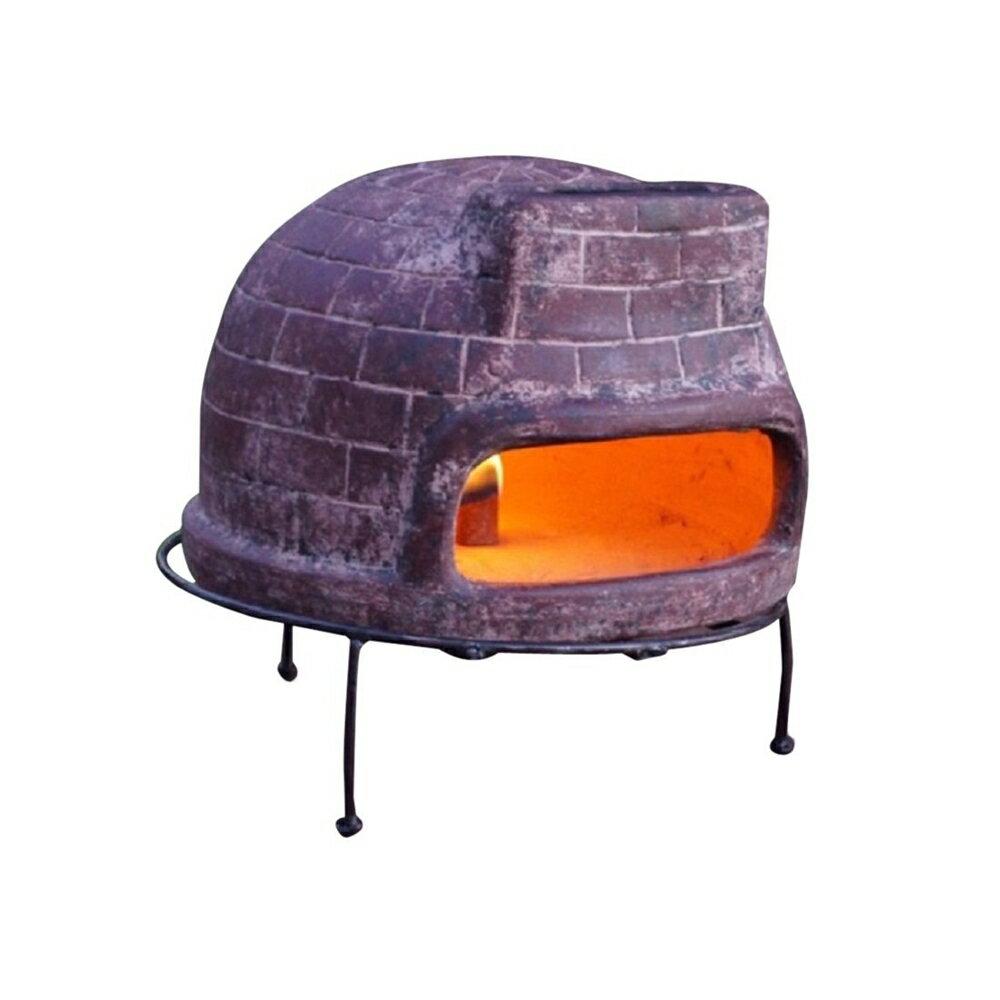 武田コーポレーション メキシコ製ピザ窯チムニー MCH060