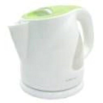 ドリテック electric kettle (leaf) Green PO-116GN