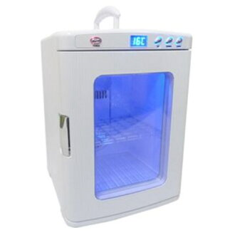 便携式温度冰箱 25 l XHC 25 (白色)