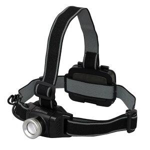 アイリスオーヤマ LEDヘッドライト 450lm ズーム機能付き LWH-450Z LWH-450Z