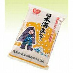 日本海味噌 雪ちゃん(特撰) パック 容量:1kg