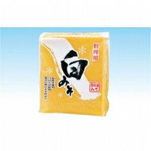 日本海味噌 白みそ パック 容量:500g