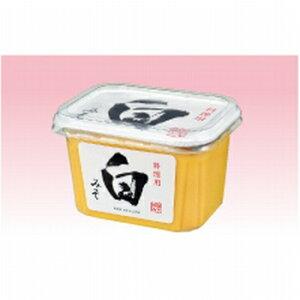 日本海味噌 白みそ カップ 容量:500g