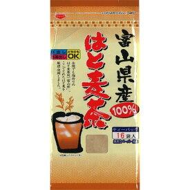 のむらの茶園 富山県産はと麦茶 8g×16袋