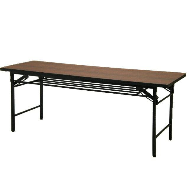 180* Takeda Corporation Folding Meeting Table High Leg Conference Table  6070 Length Depth 60* High 70cm