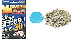 シマダ プロバスター ニオイでネズミを寄せつけない 200g
