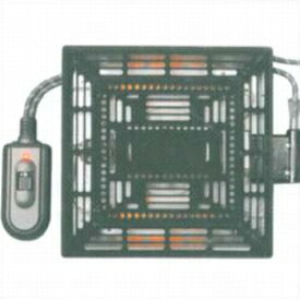 TEKNOS テクノス 取替えヒーターユニット600w・手元電コン式 TMS-600F