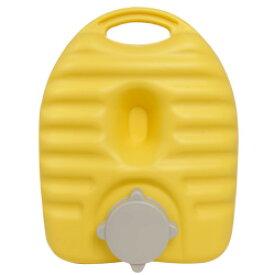 タンゲ化学 立つ湯たんぽ2袋付1.8Lフリースカバー付き袋付き(冷え性対策グッズ、暖かい、暖房器具、省エネ、防寒、防災袋付) 袋付